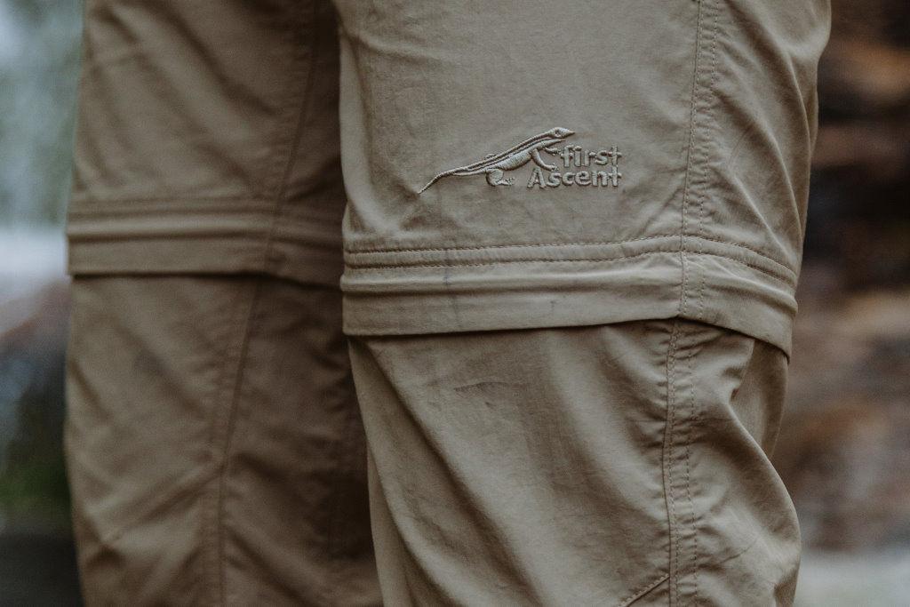 Men's Utility Zip-off Hiking Pants