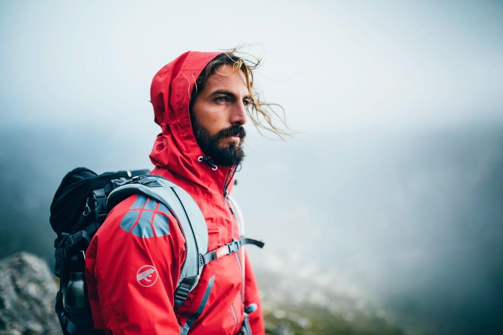 Men's Hurricane Rain Jacket