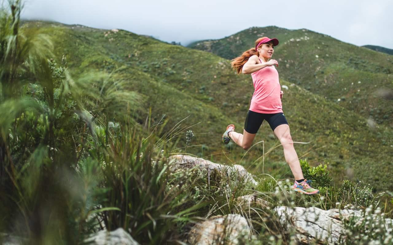 First Ascent - 6 Benefits of Trail Running