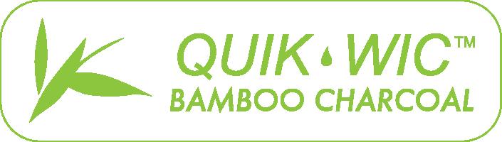 QUIK-WIC Bamboo - Charcoal